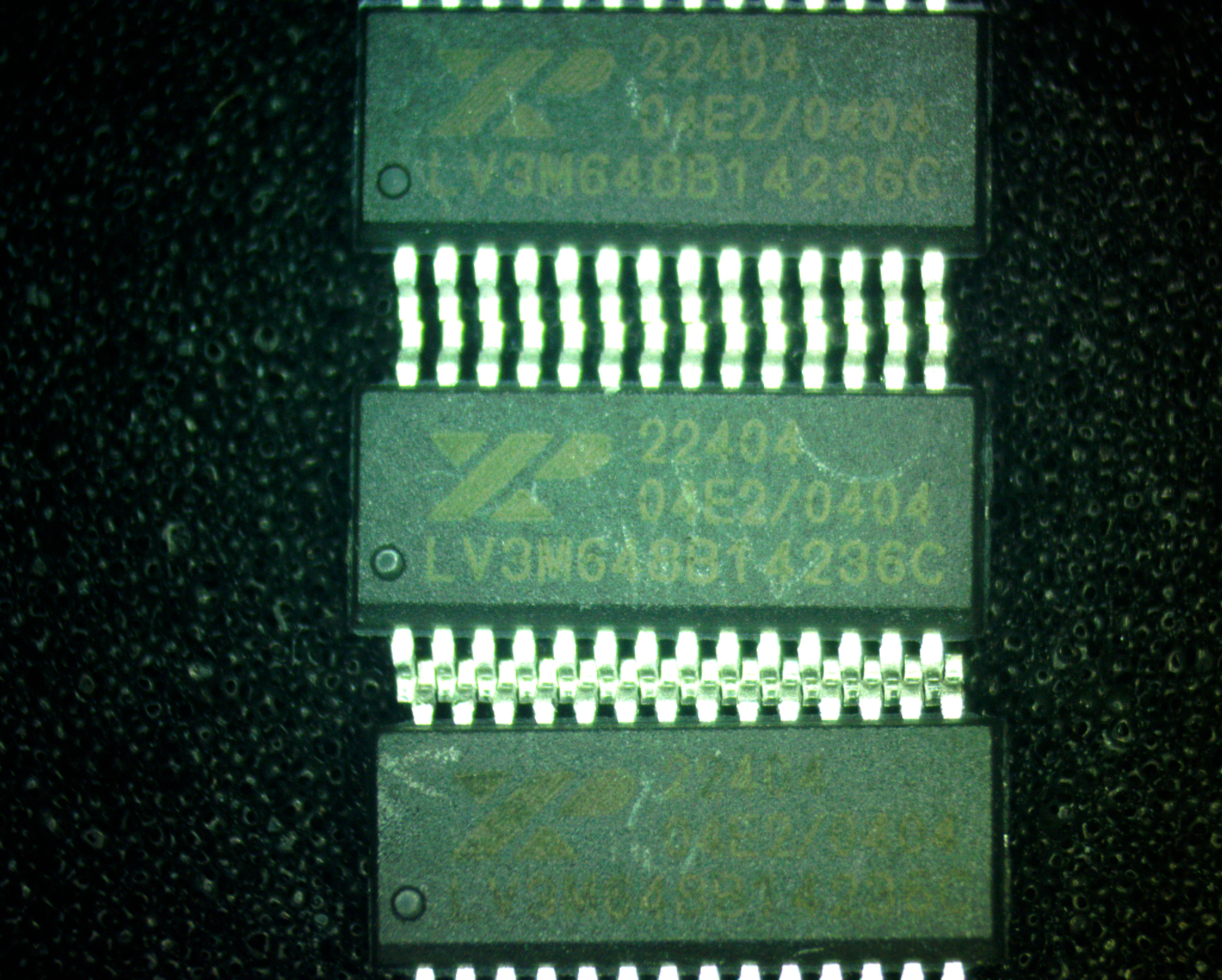Multiple Sample Etching in PlasmaEtch