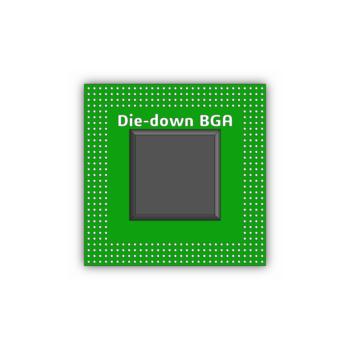 Die-down BGA - 40mm